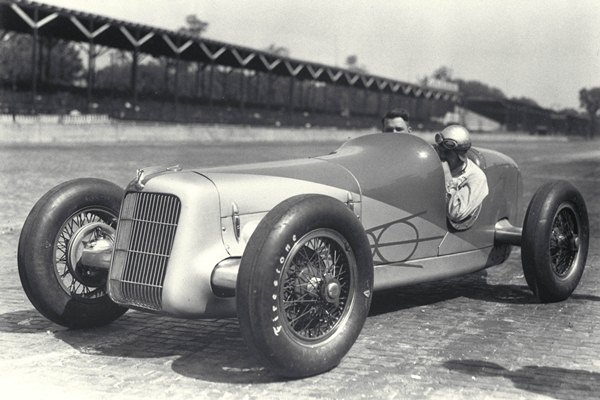 1935.Miller Ford V8 Indianapolis car