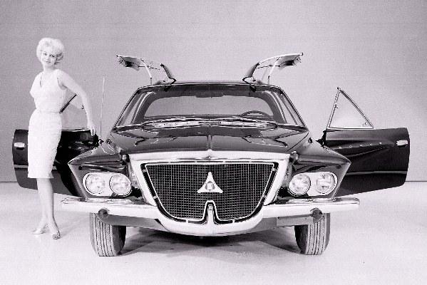 1961 Dodge Flight Wing by Ghia