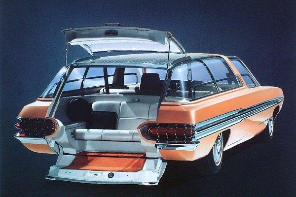 1964 Mercury Aurora Concept Station Wagon