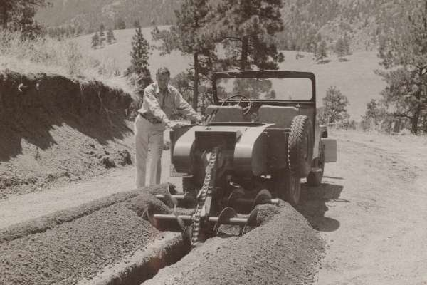 Jeep Trencher