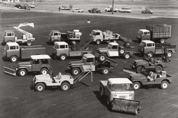 The Universal Jeep