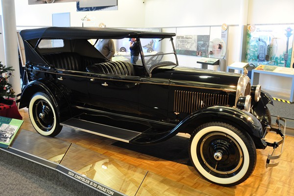 1924 Chrysler B-70 Phaeton Six