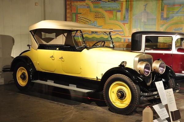 1926 Cunningham Sport Touring