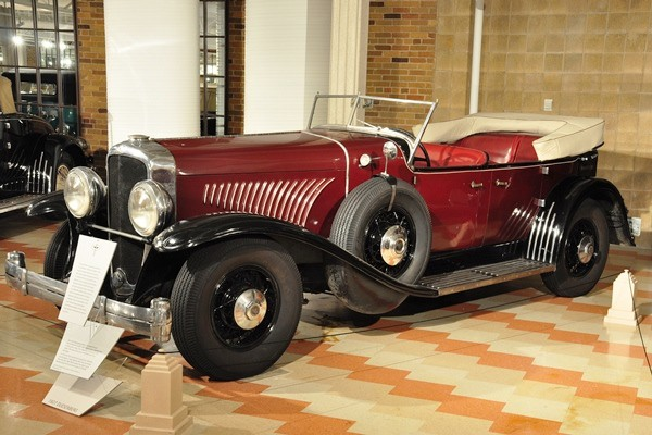 1927 Duesenberg Model Y Touring