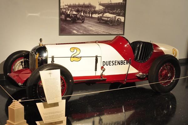 1927 Duesenberg race car