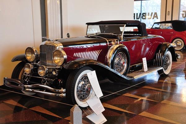 1931 Duesenberg J Murphy Convertible Coupe