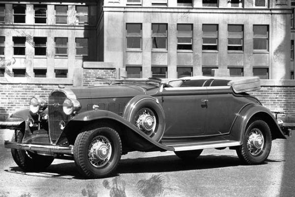 1932 Buick roadster