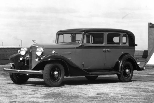 1933 LaSalle Four-Door Sedan