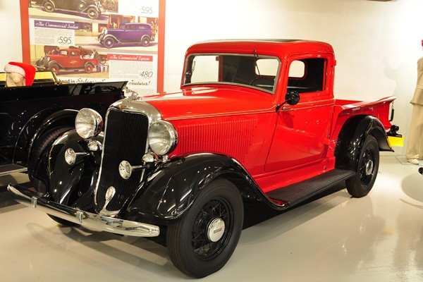 1934 Dodge Model KC Pickup