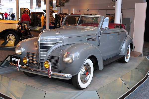 1939 Plymouth Convertible