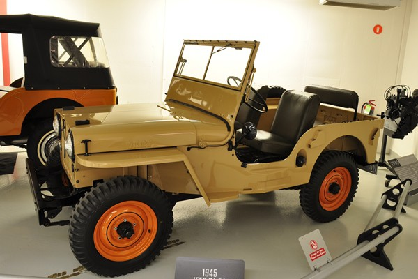 1945 Willys-Overland Jeep CJ-2A