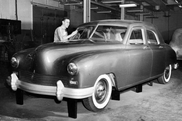 1946 Kaiser fullscale mockup