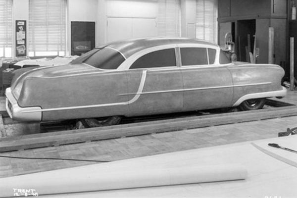 1948 Pontiac fullsize clay proposal