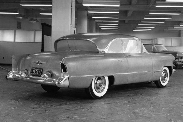 1956 Packard fullsize clay proposal