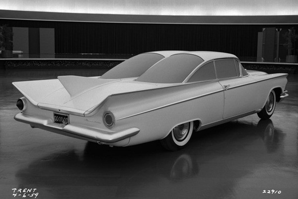 1959 Buick clay proposal