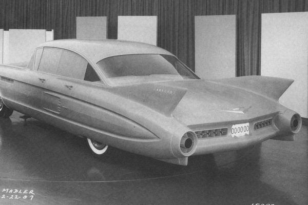 1959 Cadillac clay left rear 2-1957