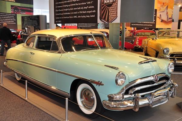 1963 Hudson Hornet Coupe