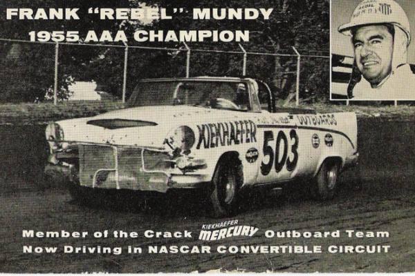 Frank Mundy 503 1956 Dodge
