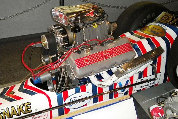 Prudhomme SOHC Ford AAFD