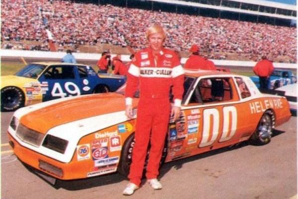 00 Sterling Marlin Helen Rae Special Chevrolet Monte Carlo 1985