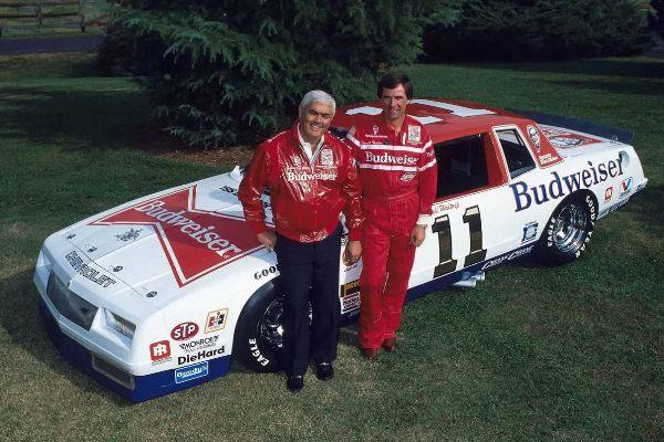 11 Darrell Waltrip Budweiser Chevrolet