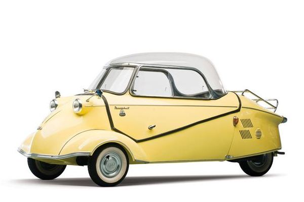 1960 Messerschmitt KR200 Lot 624 $66,125
