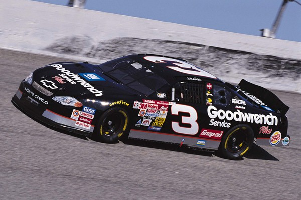 3 Dale Earnhardt Goodwrench Monte Carlo 2000