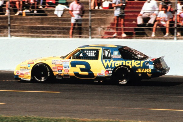 3 Dale Earnhardt 1986 NASCAR Monte Carlo SS Aero Coupe