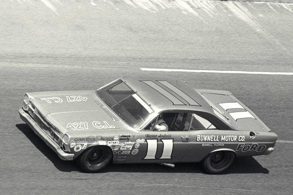 Mario Andretti 11 1967 Fairlane Daytona 500
