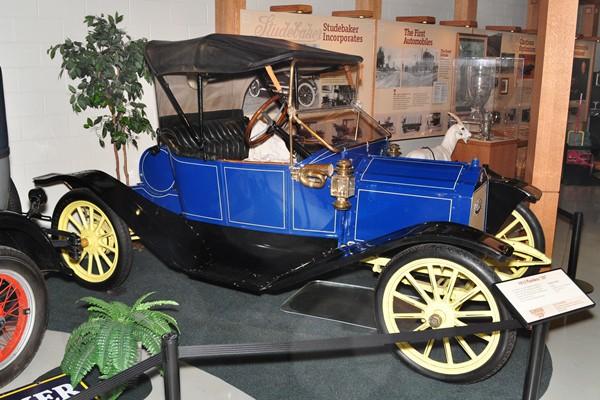 1912 Flanders 20