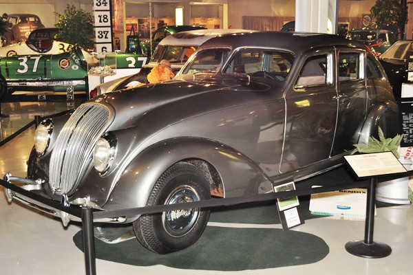 1934 Bendix Prototype
