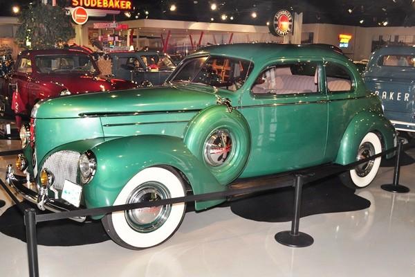 1940 Studebaker President Clube Sedan