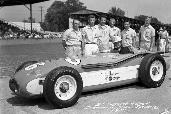 1955 Kurtis KK500D Bob Sweikert Zink Special