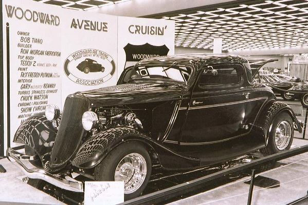 1981 Bob Tiano 1934 Ford 3W Coupe