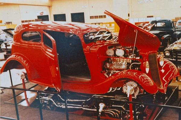 1985 Bobby Alloway 1933 Ford Victoria
