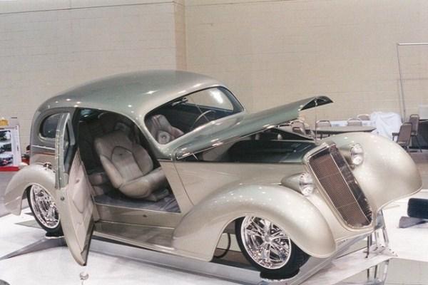 2002 Wes & Bob Rydell 1935 Chevrolet Coach Grand Master