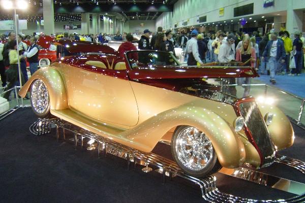 2006 Kevin and Karen Alstott 1935 Ford Radster