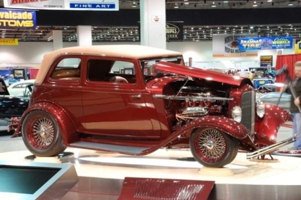 2009 Doug Cooper 1932 Ford B-400 Deucenberg