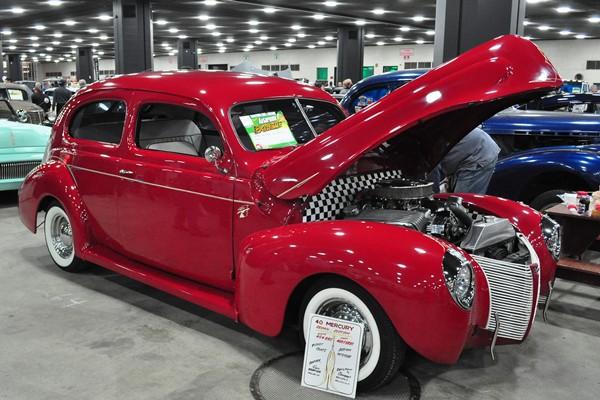 Ron Kortier 1940 Mercury Tudor Sedan