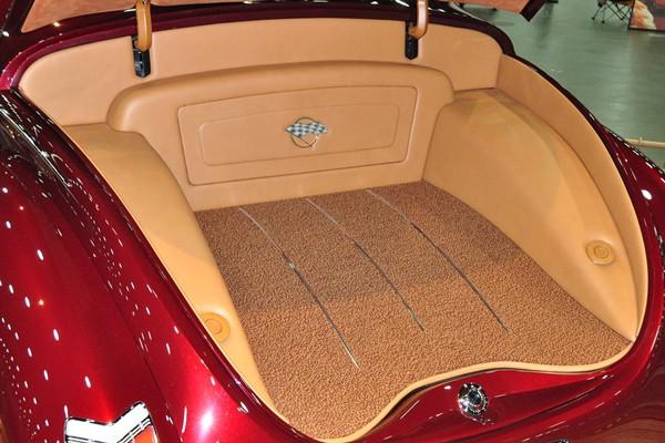 trunk detail