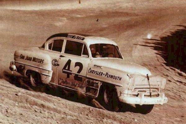 1954 Chrysler Lee Petty