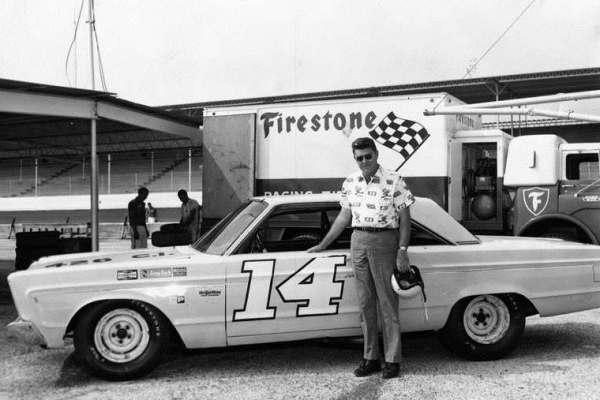 1965 Plymouth Fury Curtis Turner Daytona