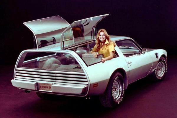 1978 Pontiac Firebird Type K