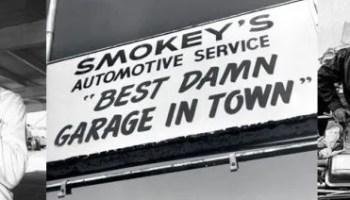 Video A Few Choice Words From Smokey Yunick Macs Motor City Garage