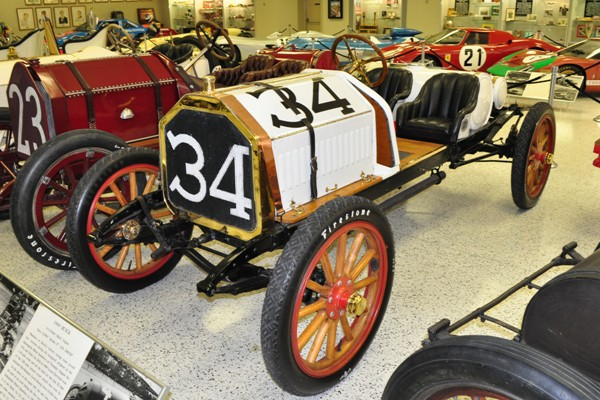 1909 Buick Indianapolis racer
