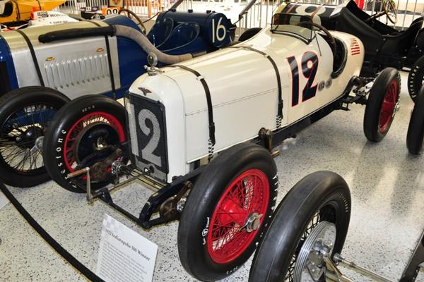 1922 Duesenberg Indianapolis 500 winner