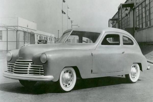 1945 Kaiser-Frazer prototype