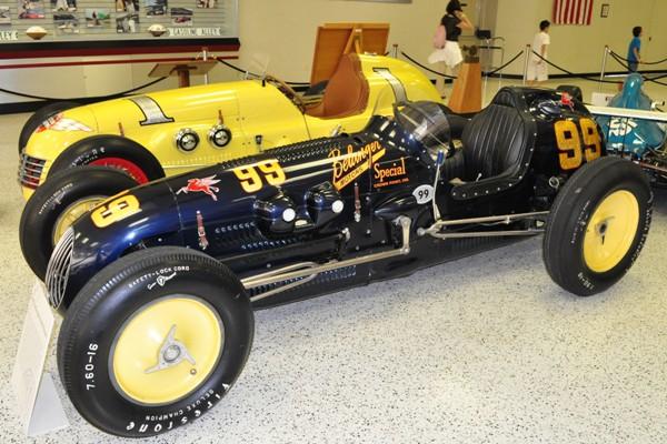 1951 Belanger-Offy Indy 500 winner