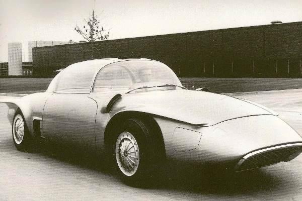 1956 General Motors XP500