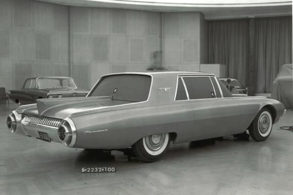 1961 Ford Thunderbird proposal